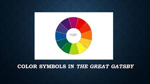 color symbols in the great gatsby ppt video online download