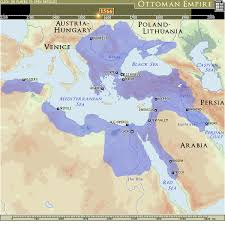 Ottoman Empire Borders Looklex Atlas Historical Ottoman Empire 1300 1922