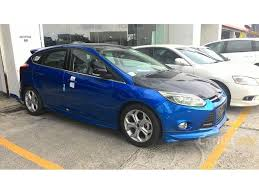 2014 ford focus st blue ford focus 2014 st 2 0 in kuala lumpur manual hatchback blue for