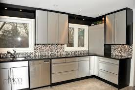 latest kitchen designs photos kitchen white modern gallery inside modular wall pictures what