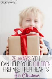 help with christmas 25 ways you can help your children prepare for christmas