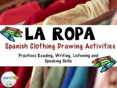 this worksheet is a great tool to introduce the clothing