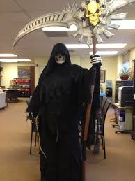 Grim Reaper Costume Grim Reaper Costume By Cain187 On Deviantart