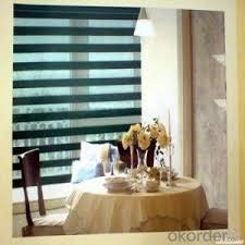 buy motorized transparent pvc fabric window blinds office curtains