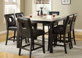 Black Dining Room Set Dining Room Satisfactory Black Dining Room Table With Butterfly