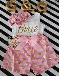 cute gold birthday 1st black gold glitter polka dot