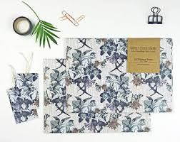 squirrel wrapping paper squirrel monkey gift etsy