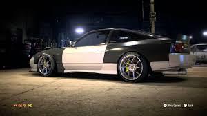 nissan 180sx body kits australia need for speed my 180sx type x u0027widebody u0027 youtube