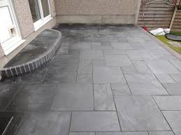 beautiful ideas slate patios terrific slate patios patio tiles