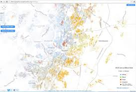 Google Map Austin by Racial Dot Map Of Austin Xpost R Internetisbeautiful Austin