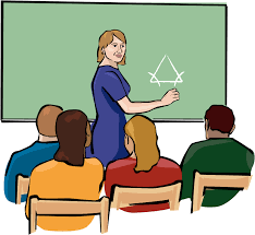 Student At Desk by High School Students In Classroom Clipart Clipartsgram Com