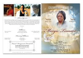 create funeral programs best photos of funeral program designs free funeral programs