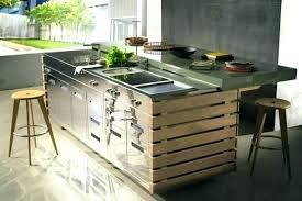 fabriquer un meuble de cuisine meuble cuisine exterieur cuisine exterieur meuble cuisine
