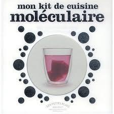 kit cuisine du monde cazor christine liénard mon kit de cuisine moléculaire cof