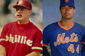 Lenny Dykstra Talks New Memoir Partying Playing Days - lenny and ronnie the ringer