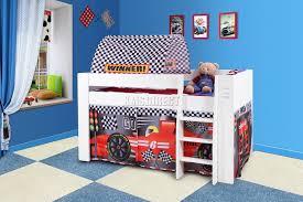 Mid Sleeper Bunk Bed Single Bunk Bed Nurani Org
