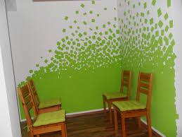 Ideen F Wohnzimmer Streichen Wandmuster Streichen Ruhbaz Com