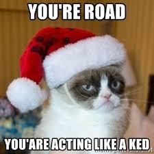 Foul Bachelor Frog Meme Generator - you re road you are acting like a ked foul bachelor frog meme
