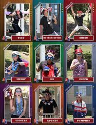 summer camp trading cards summer camp programming