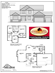 barrington hills floor plans two story selections