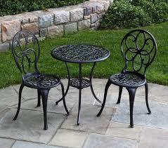 Patio Bistro Table Impressive Outdoor Bistro Set With Umbrella Online Get Cheap Patio