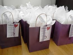 wedding gift bag ideas wedding gift bags ideas out town guests wedding welcome bags etsy