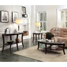 glass coffee and end tables coffee tables end tables sears