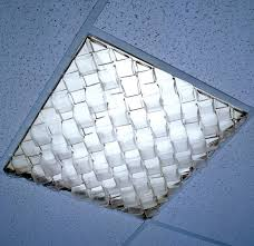 Ceiling Tile Light Fixtures Lighting For Drop Ceilings Homes Zone