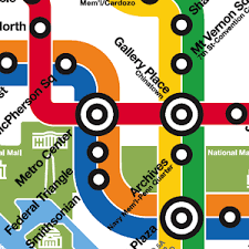 washington subway map washington dc metro map android apps on play