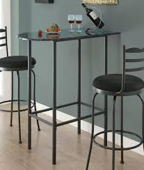 marble top bar table monarch specialties 2325 grey marble top spacesaver bar table in