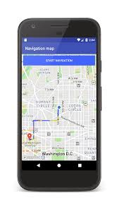 Navigation Map Build A Navigation App For Android Mapbox