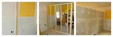 how to build a bedroom building a bedroom privacy wall home tips for women