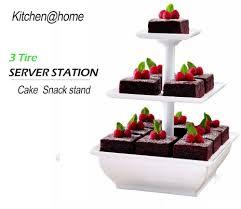 online get cheap 3 tier cupcake cake stand holder aliexpress com