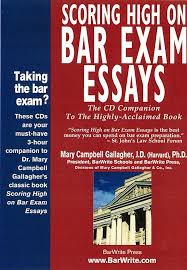 scoring high on bar exam essays the cd companion to the book