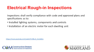 electrical rough in inspection requirements dolgular com
