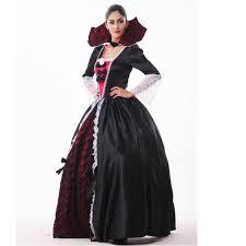Queen Halloween Costumes Adogirl Gothic Medieval Queen Halloween Costumes Women