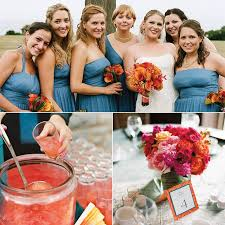 august wedding ideas color schemes from real weddings real weddings brides brides