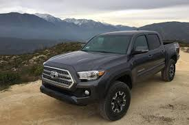 toyota tacoma 2016 pictures baptism by road 2016 toyota tacoma term road test