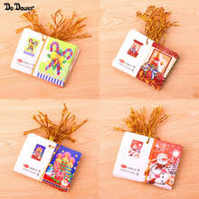 New Year S Day Decorations by Fabric Christmas Cards Promotion Shop For Promotional Fabric