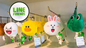 Line Store Line App Shop Cony Brown Moon Goodies Bangkok