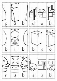 worksheet collection of solutions cvc blending worksheets