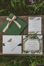 forest wedding invitations moss tree customizable destination wedding invitations forest