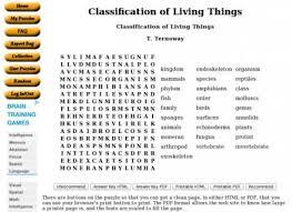 classifying living things worksheet free worksheets library