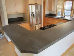 kitchen grey countertop ideas wood glass door naples side by