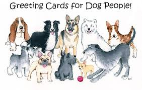 card invitation design ideas facebook birthday card with dogs