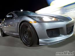 mazda rx 8 2005 mazda rx 8 project rx 8 modified magazine