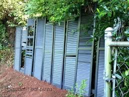 Garden Privacy Ideas Privacy Garden Screening Ideas Screening Fence In Garden Ideas On