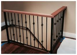 Indoor Banister Junior Iron Works