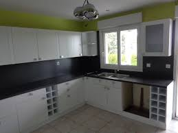 cuisine noir et blanc laqué délicieux cuisine noir et blanc laque 1 galerie photo
