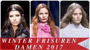 Kurzhaarfrisuren Herbst 2017 Damen by Winter Frisuren Damen 2017